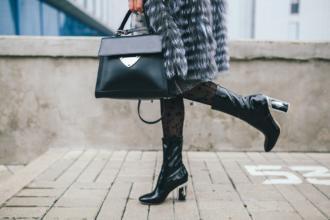 magazynkobiet.pl - stylizacja z botkami 330x220 - Botki do sukienki – czym kierować się przy wyborze?