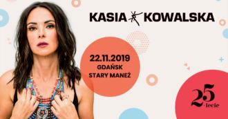 magazynkobiet.pl - Cover Kasia Kowalska 25 lecie Gdańsk 330x172 - Kasia Kowalska z zespołem – 25-lecie