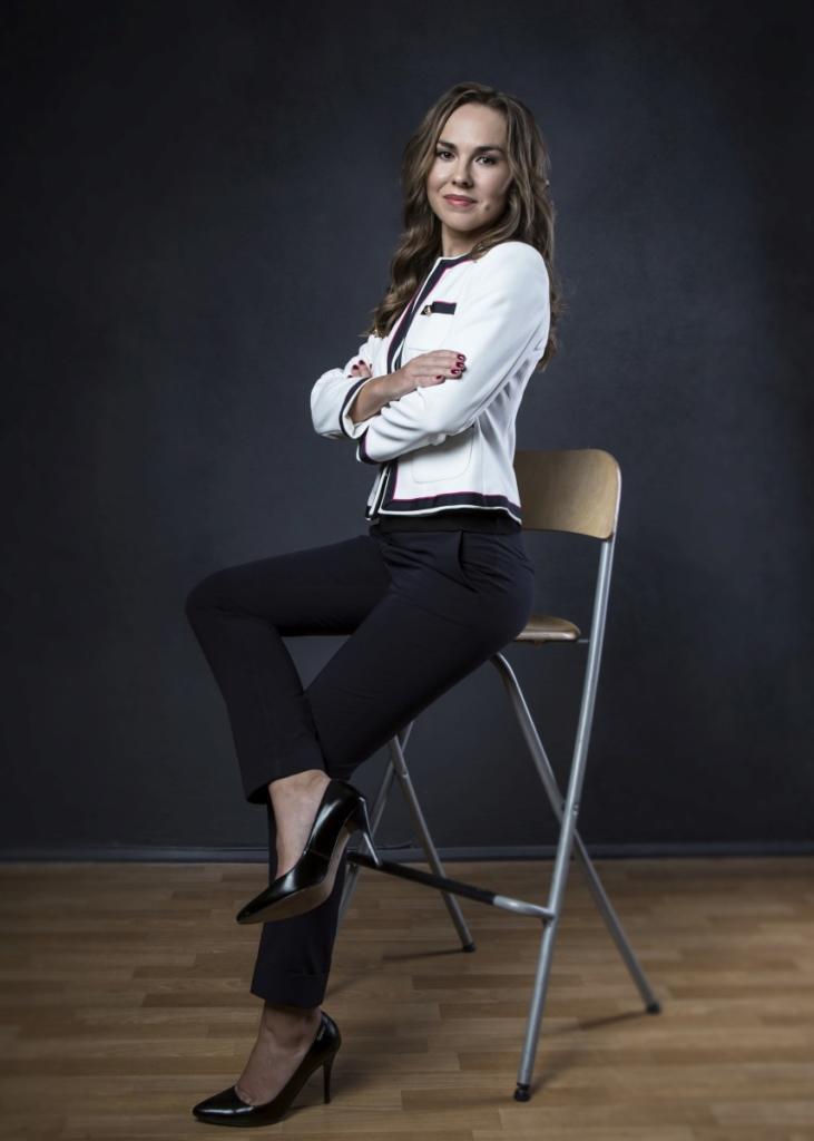 magazynkobiet.pl - Ewelina Kołoda CEO Nakatomi LLC zwyciężczyi konkursu 100 Kobiet Biznesu 731x1024 - Nowy oddział Nakatomi w Gdyni