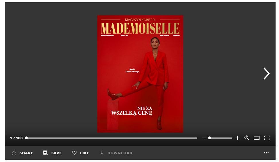 magazynkobiet.pl - mademoiselle - MADEMOISELLE 11/2019
