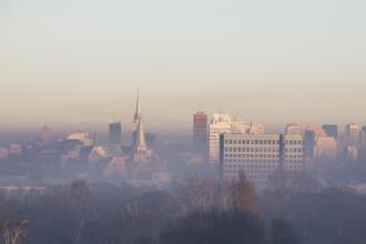 magazynkobiet.pl - smog 330x220 - Zdrowe dziecko zimą – przepis na czyste powietrze