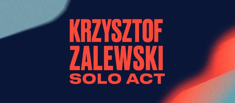 magazynkobiet.pl - 11.12 Krzysztof Zalewski Solo Act - Grudzień z Mademoiselle