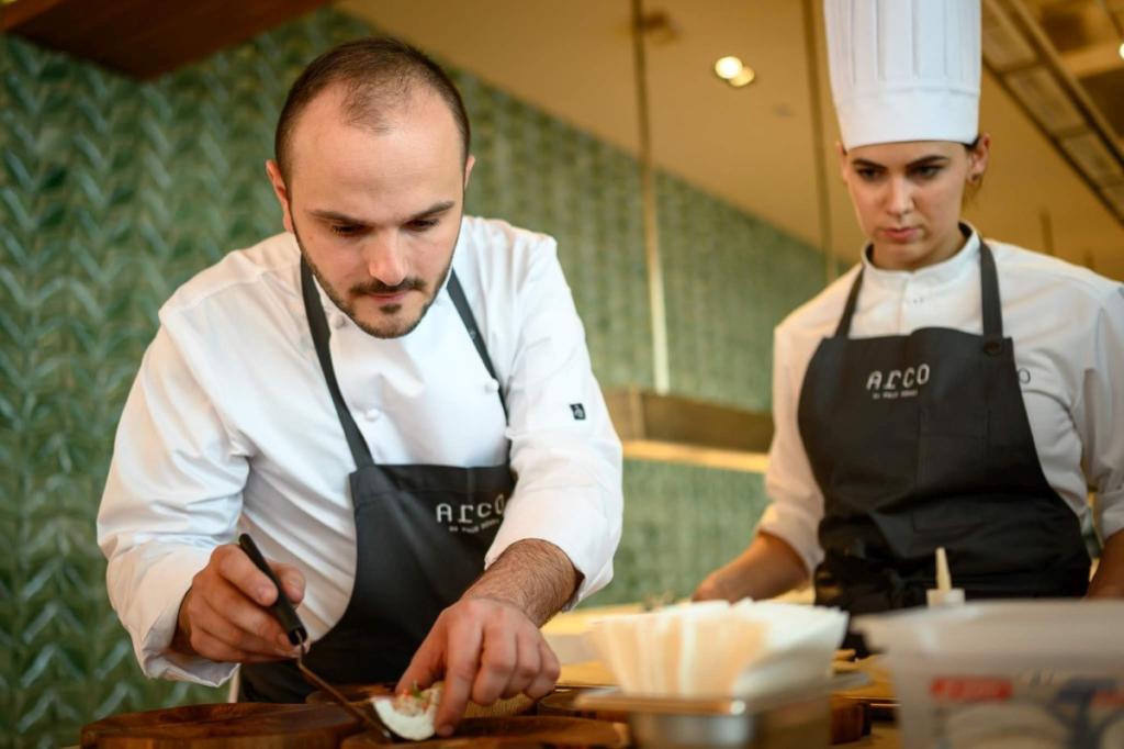 magazynkobiet.pl - Z06 5028 1024x682 - Preopening restauracji Arco by Paco Pérez w Gdańsku