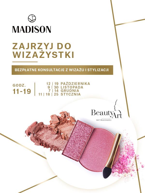 magazynkobiet.pl - 11.01 Bezpłatne konsultacje z wizażystką - Dzieje się w styczniu - kalendarium Mademoiselle