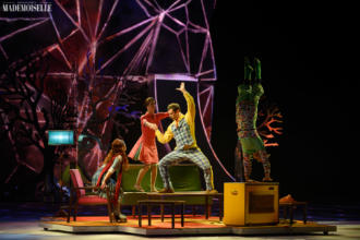 magazynkobiet.pl - DSC 1516 330x220 - Cirque du Soleil: Crystal - niezwykły spektakl