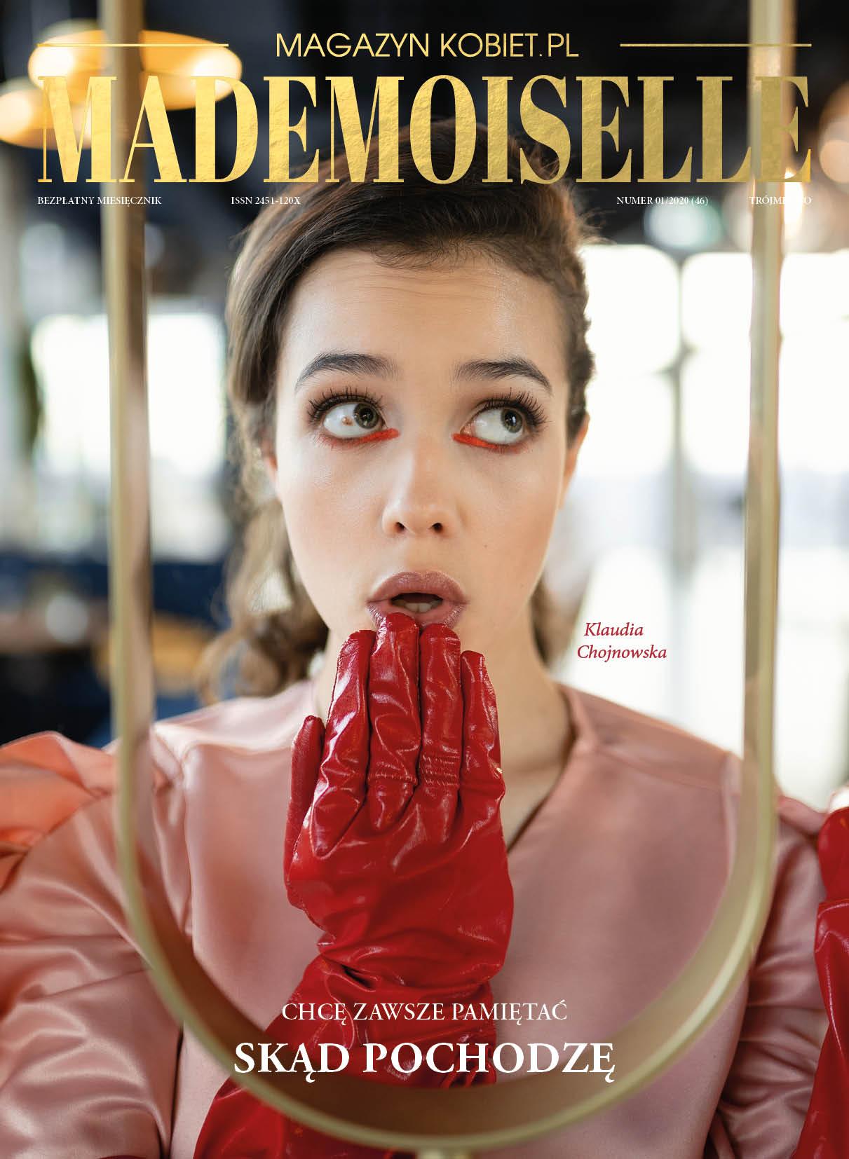 magazyn kobiet mademoiselle grudzień