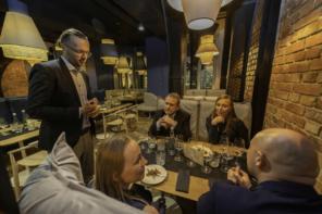 Otwarcie restauracji Monastico