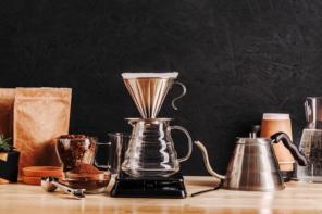 Jak tanio parzyć kawę jak z kawiarni?