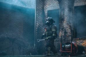Strażakiem się jest, a nie tylko bywa