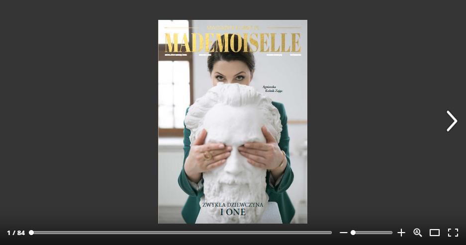 magazynkobiet.pl - image - Mademoiselle 3/2020