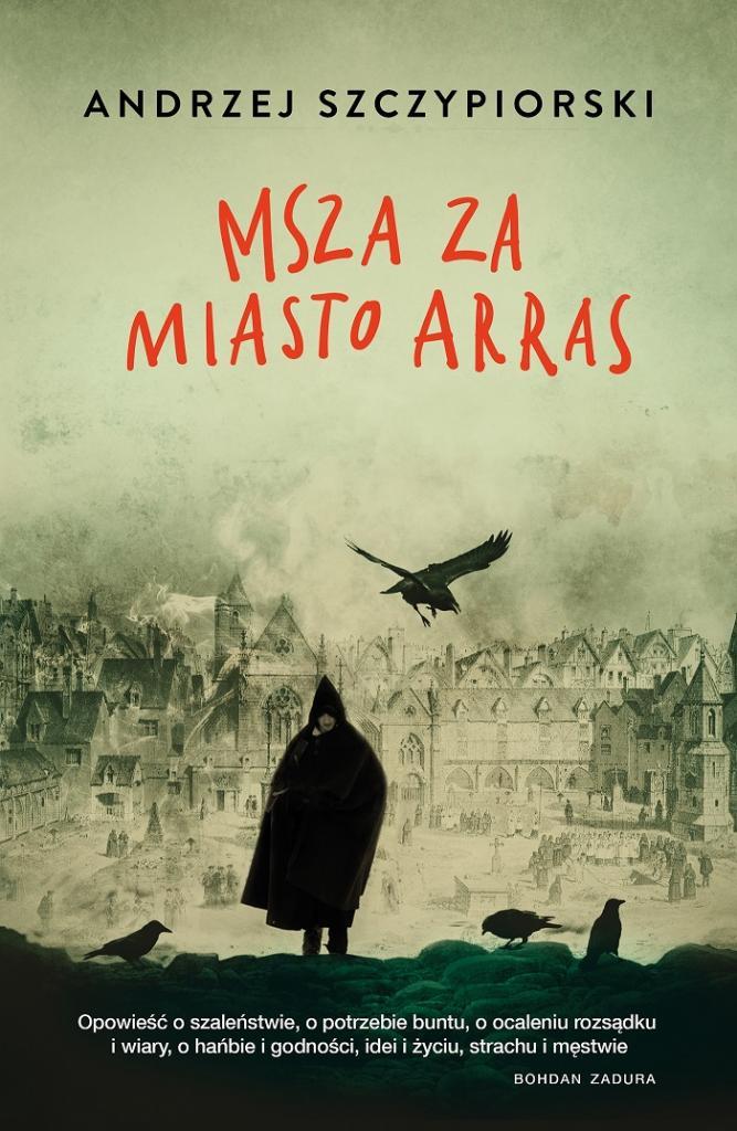 magazynkobiet.pl - Msza za miasto Arras 667x1024 - Lektura obowiązkowa