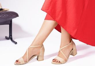 magazynkobiet.pl - sandaly 330x230 - Jak dobrać sandały, żeby pasowały do kształtu i długości nóg?