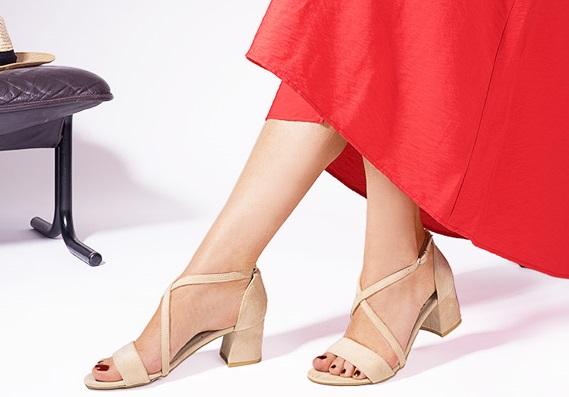 magazynkobiet.pl - sandaly - Jak dobrać sandały, żeby pasowały do kształtu i długości nóg?