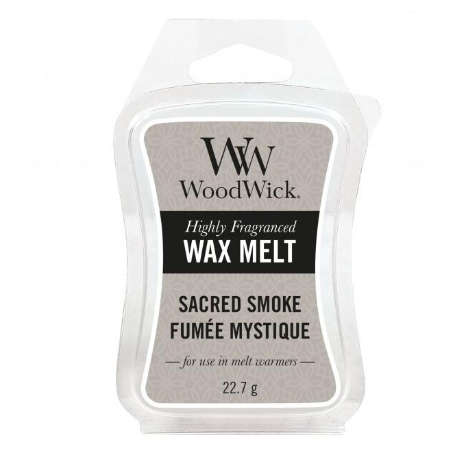 magazynkobiet.pl - woodwick wosk sacred smoke - Świece zapachowe na zbliżającą się jesień – nasze propozycje