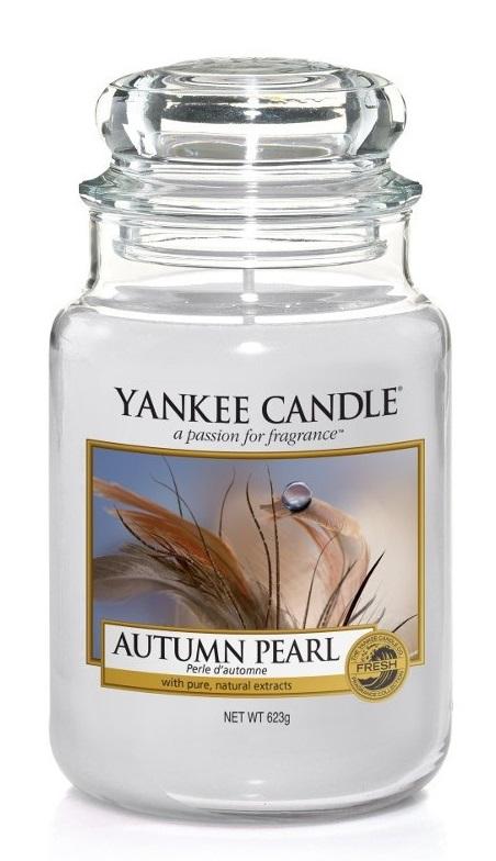 magazynkobiet.pl - yankee candle swieca autumn pearl - Świece zapachowe na zbliżającą się jesień – nasze propozycje