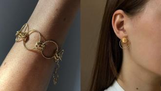 magazynkobiet.pl - 2 330x186 - Silna, odważna, majestatyczna - biżuteria marki Irbis
