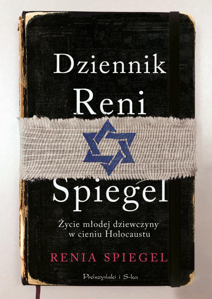magazynkobiet.pl - Dziennik Reni Spiegel. Życie młodej dziewczyny w cieniu Holocaustu 725x1024 - Książki na długie jesienne wieczory