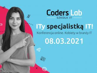 """magazynkobiet.pl - ITy specjalistką IT Kobiety w branży IT baner 800x600 330x248 - Konferencja online """"ITy specjalistką IT! Kobiety w branży IT"""""""