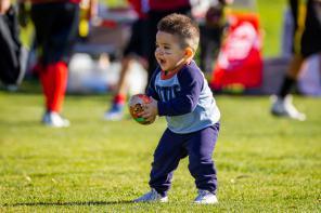 Jak zarazić dziecko miłością do sportu od pierwszych miesięcy życia? Jogging z wózkiem i inne ciekawe propozycje