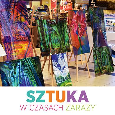 """magazynkobiet.pl - rumia sztuka w czasach zarazy 23022021 390 - WYSTAWA """"SZTUKA W CZASACH ZARAZY"""" PONOWNIE W RUMI"""