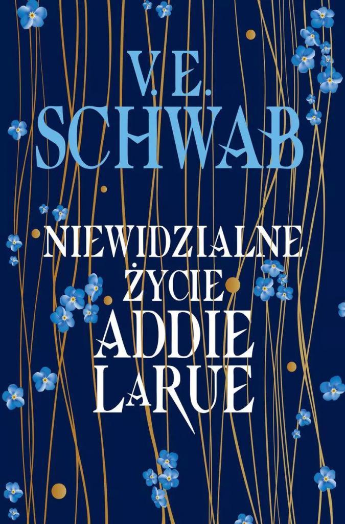 magazynkobiet.pl - Niewidzialne życie Addie LaRue 675x1024 - Książkowy zawrót głowy