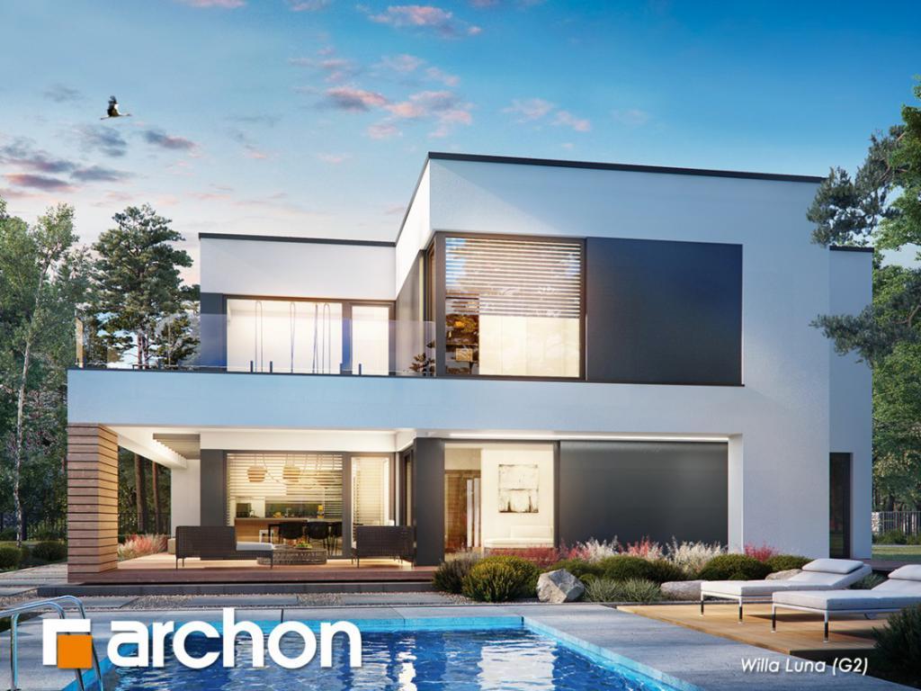 magazynkobiet.pl - 1  Willa Luna G2 1024x768 - Dlaczego warto wybrać projekt domu z kosztorysem?