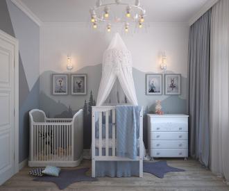 magazynkobiet.pl - pokoj noworodka 330x275 - Komoda biała z szufladami, komoda z przewijakiem… Jakie komody sprawdzą się w pokoju dziecięcym?