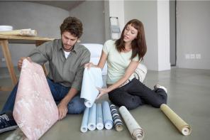 Aranżacja mieszkania- niedrogie sposoby na dekoracje ścian